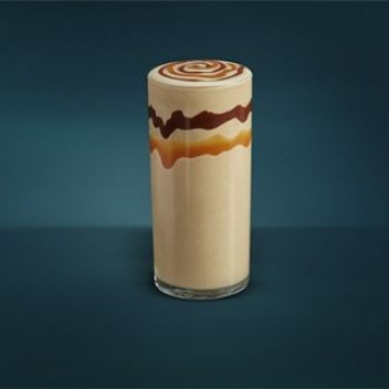 Sôcôla nhẹ & Caramel Swirl Javiva